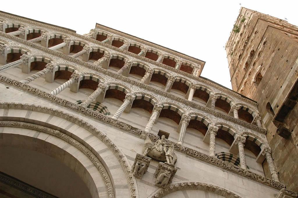 cattedrale san martino duomo lucca