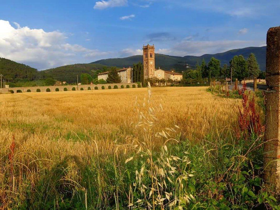 Chiesa della Badia di Cantignano