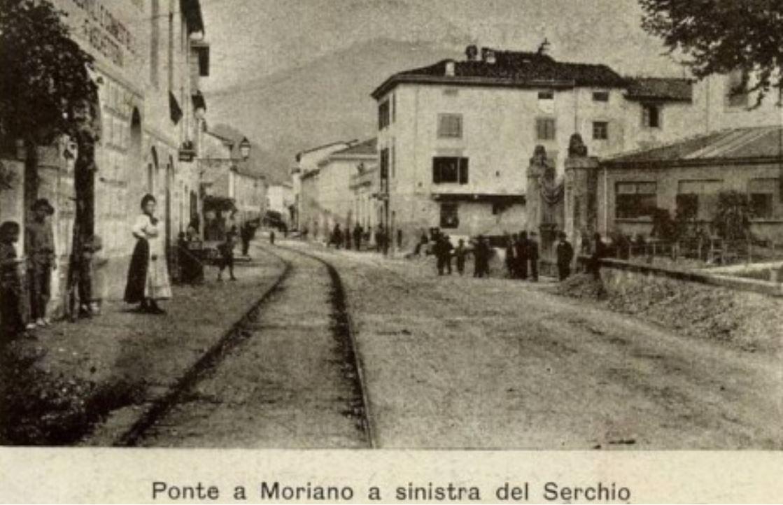 Tram a Ponte a Moriano