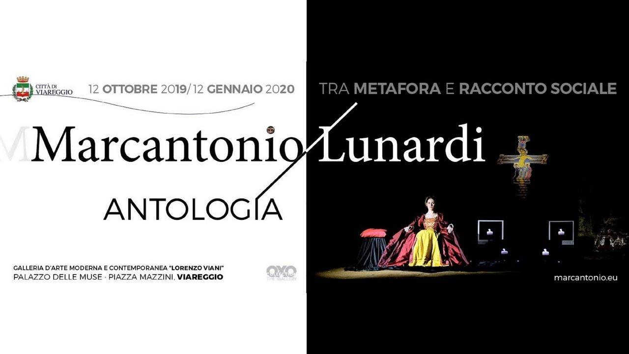 Gamc - Marcantonio Lunardi, Tra metafora e racconto sociale