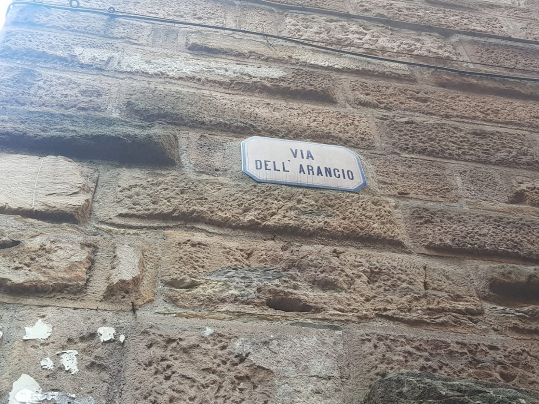 Guglielmo Pannunzio Via dell'Arancio