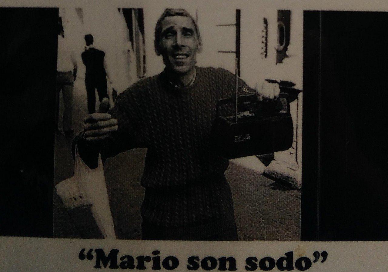 """Mario """"Son Sodo"""""""