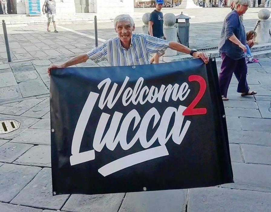 """Personaggi di Lucca - Mario """"Son sodo"""""""