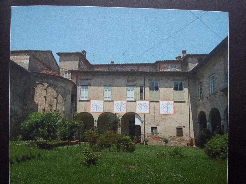Badia di Cantignano, le meridiane