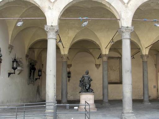 Loggia di Palazzo Pretorio