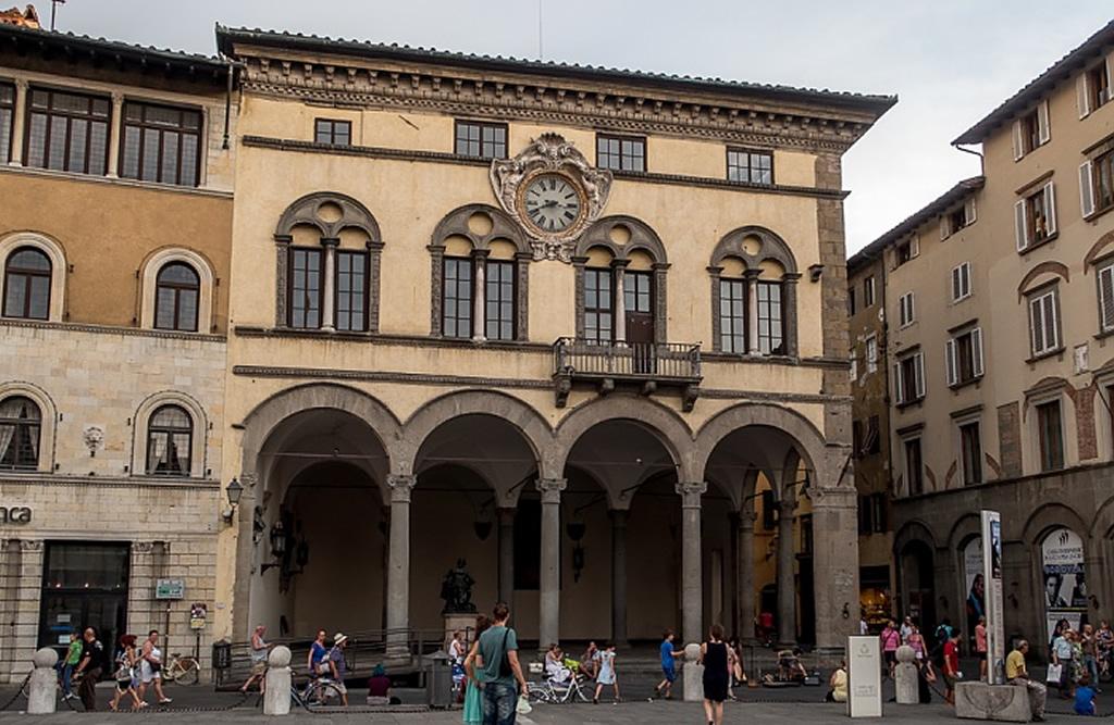Palazzo Pretorio Lucca