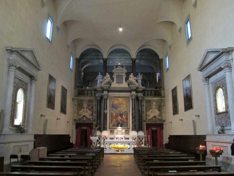 Santissima Trinità Lucca