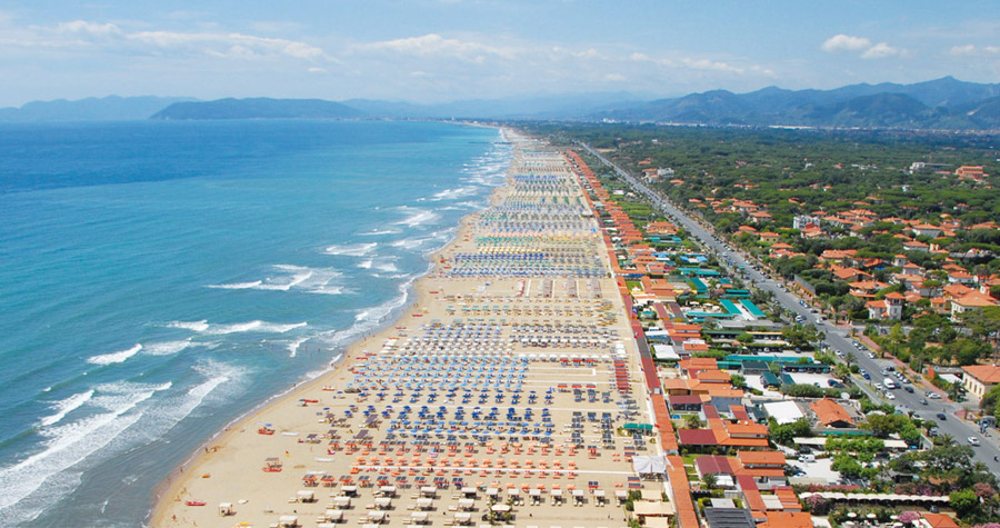 Versilia, cosa fare in un weekend