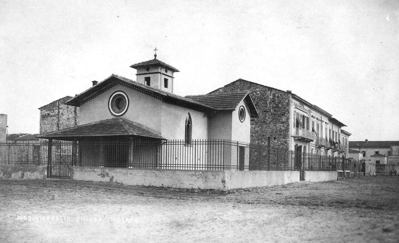 Chiesa anglicana a Viareggio