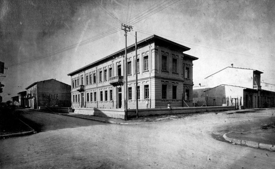 Le scuole Pascoli negli anni '30