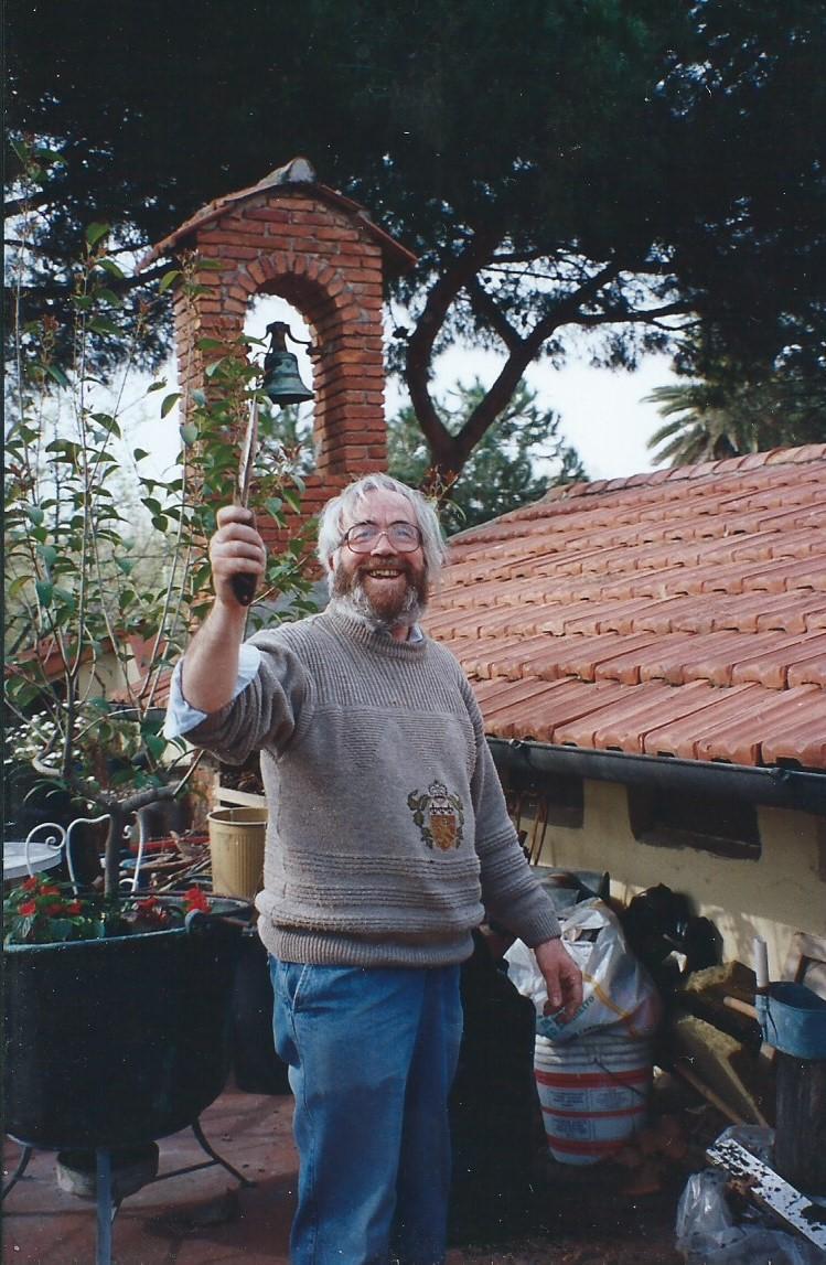 Don Beppe Socci alla Chiesina dei Pescatori