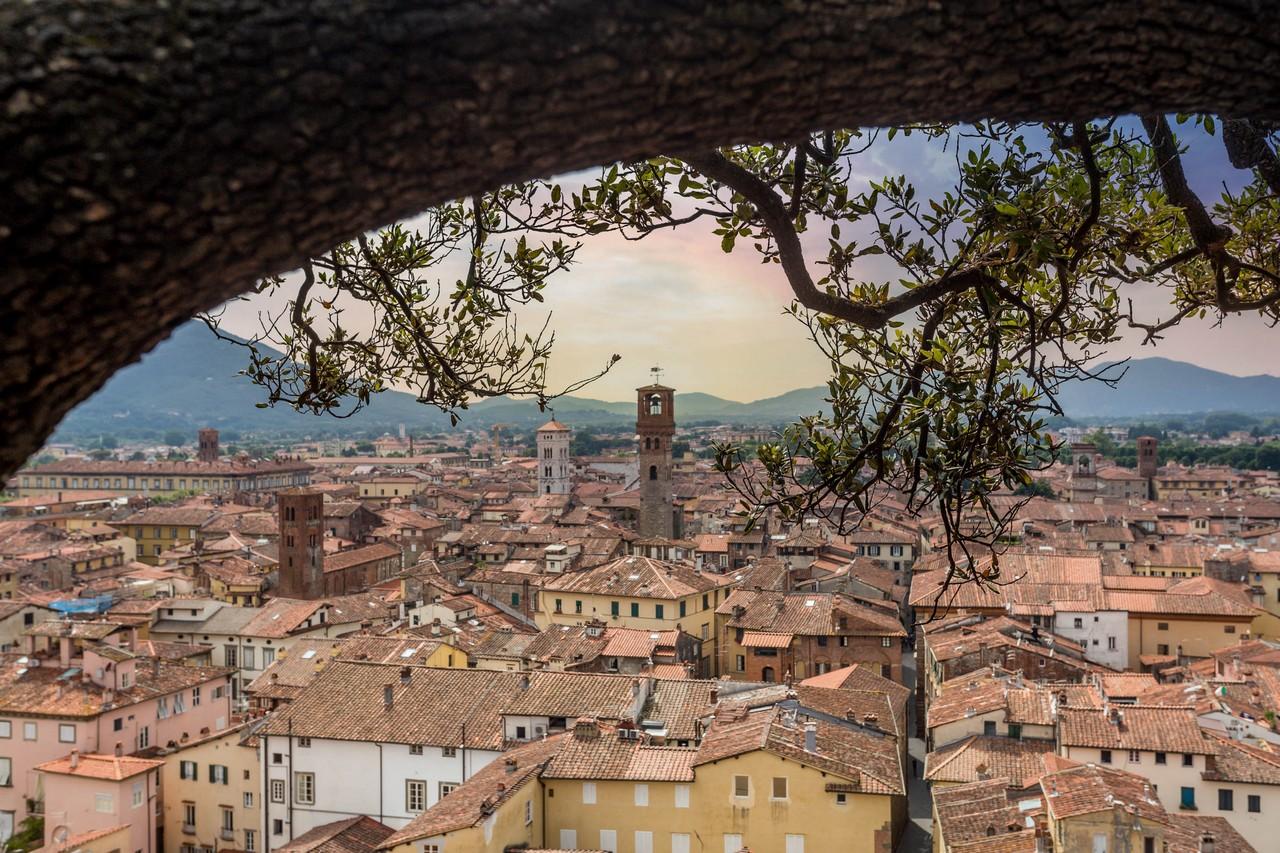 La mia amata Lucca