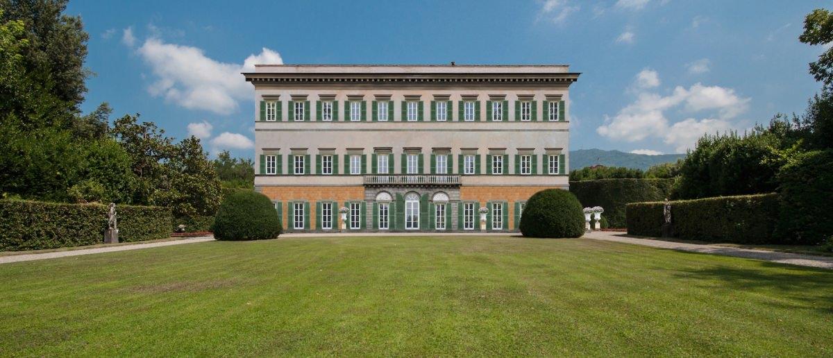Villa Reale: la guida diffusa