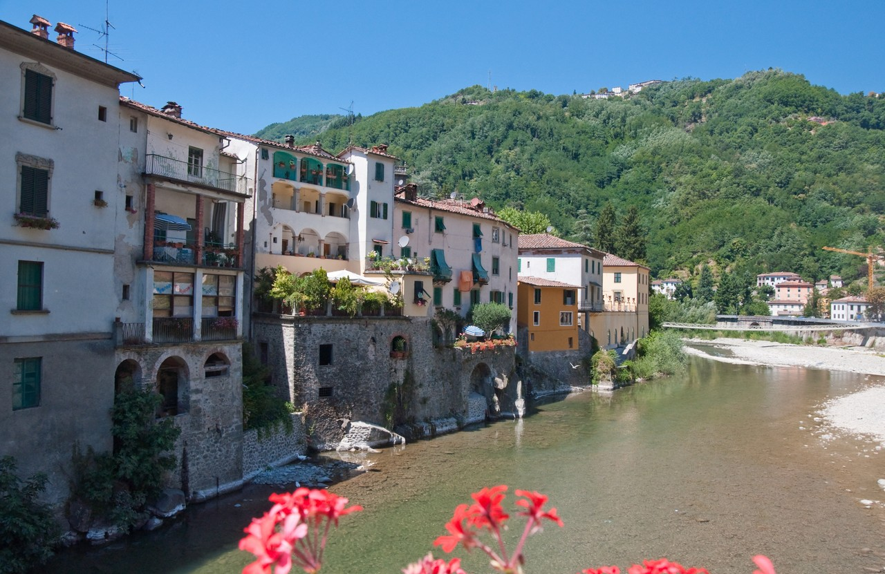 La comunità inglese di Bagni di Lucca