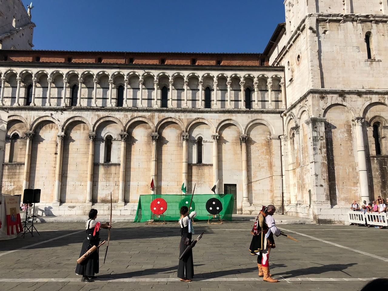 Il Palio della Balestra a Lucca