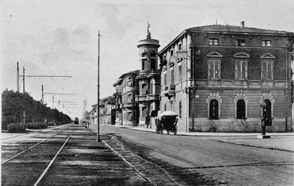 Villa Enedina nel 1930