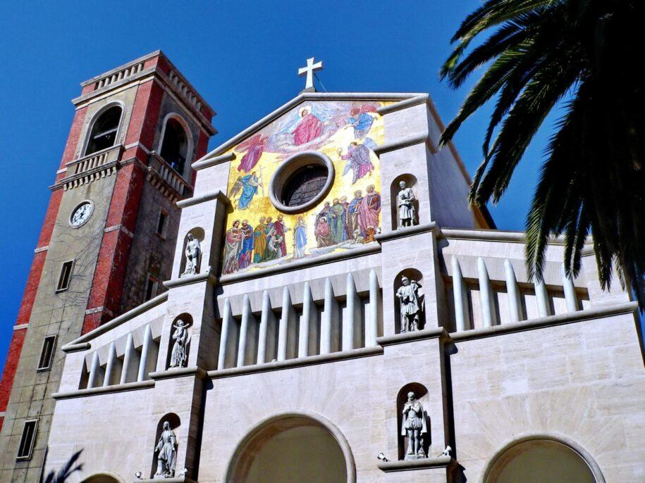 La Chiesa di San Paolino oggi