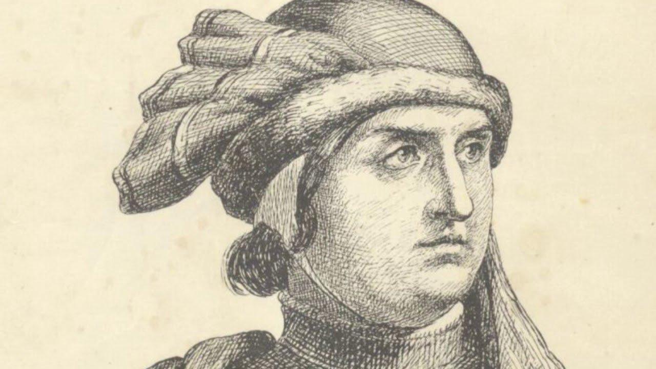 Castruccio Castracani al quale, secondo la leggenda, si deve la Scarpaccia