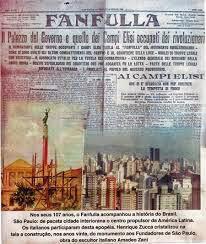 Fanfulla, il quotidiano degli italiani in Brasile