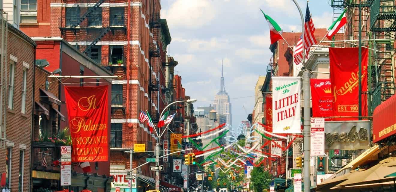 Little Italy di New York